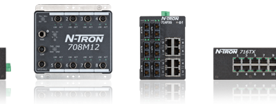 N-Tron Managed Switches Meet CIP Specification