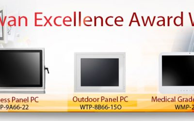 Wincomm wins again at the Taiwan Excellence Award 2017 and demonstrates extraordinary design capability