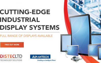 Distec Partners with Advantech to expand Digital Signage and Industrial Computing range