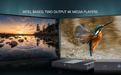 AOPEN Announces Next-Gen Affordable UHD 4K Media Players with Edge Computing Capabilities