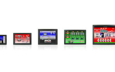 A Bigger and Brighter Addition to the Graphite HMI Series from Red Lion