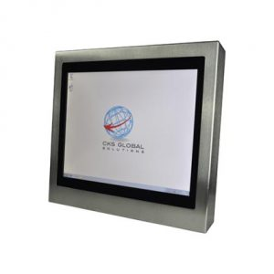 """CKS S17 - 17"""" Stainless Steel IP65/IP67 Client PC"""