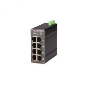 Red Lion 108TX 8 Port Unmanaged Ethernet Switch