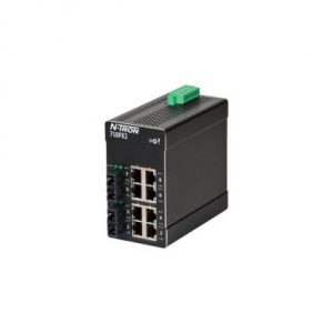 Red Lion 7010FX 10 Port Managed Industrial Ethernet Switch