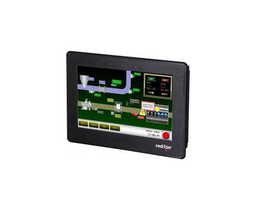 Red Lion CR10000700000210 7″ Widescreen HMI