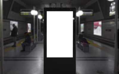 Using Digital Signage to Personalise Customer Experience in Transportation