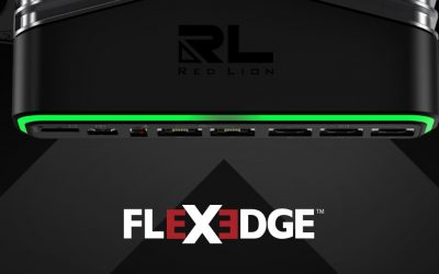 Partner Product Showcase: Red Lion FlexEdge™ Intelligent Edge  Automation Platform