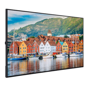 Large Format Ultra High Definition Displays