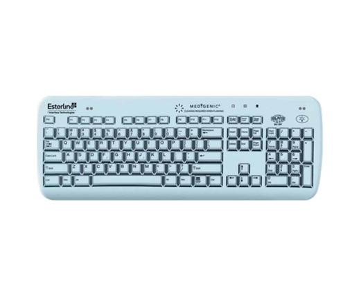 Medigenic Compliance Keyboard 102 Keys