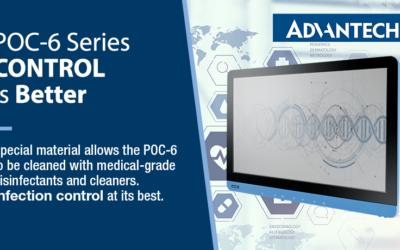 Partner Product Showcase: Advantech's POC-6 Series