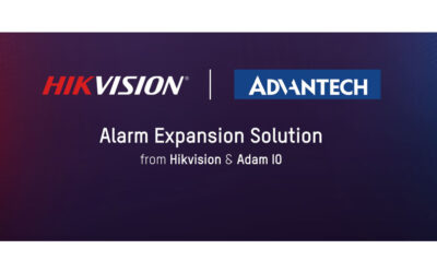 Integrating Advantech ADAM I/O Modules with Hikvision's Surveillance Solutions