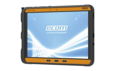 Introducing the World's First 10″ Android Tablet for Hazardous Areas
