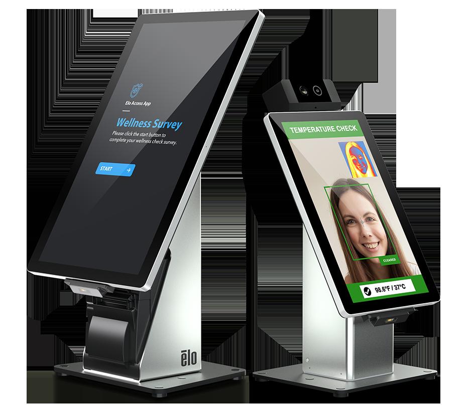 Wellness-Check Access Control Kiosk