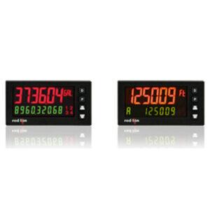 PAX2 Panel Meters
