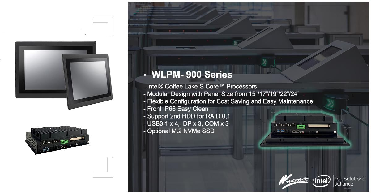 Partner Product Showcase: Wincomm Industrial Modular Panel PCs