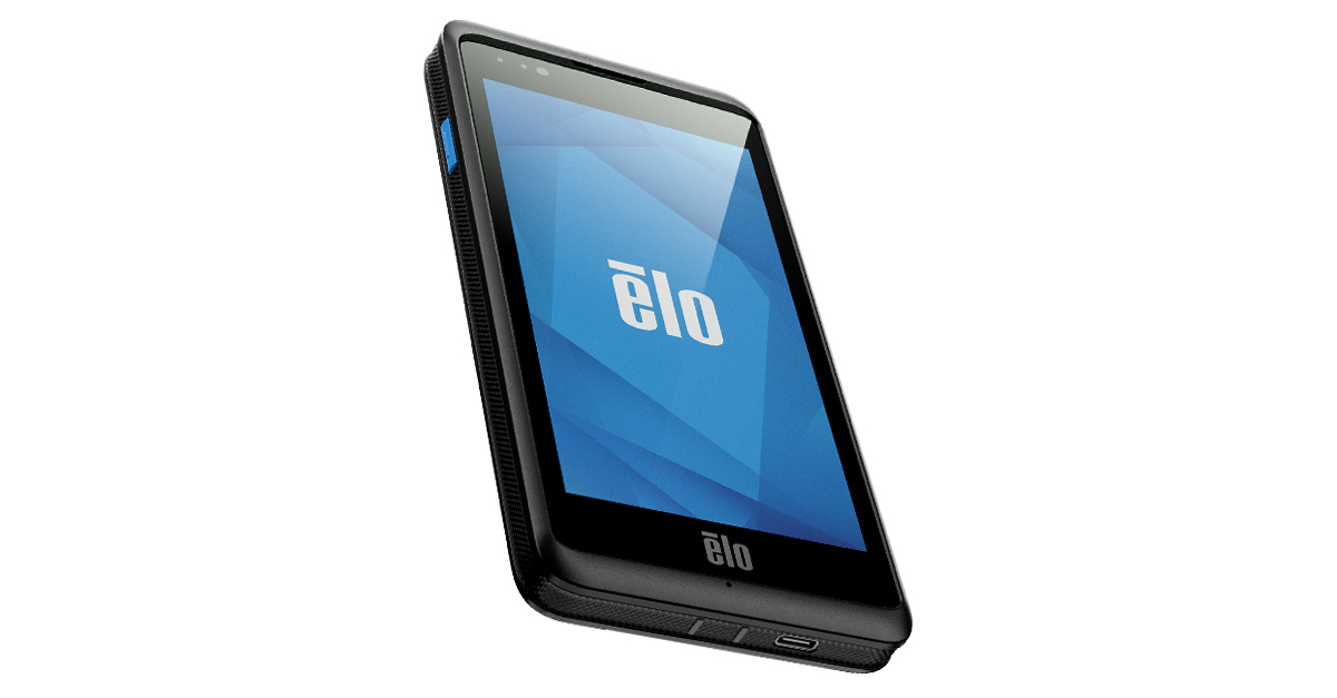 Partner News: Elo Introduces M50 Android-Powered Mobile Computer
