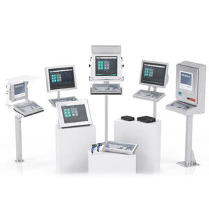 Industrial Monitors and HMIs