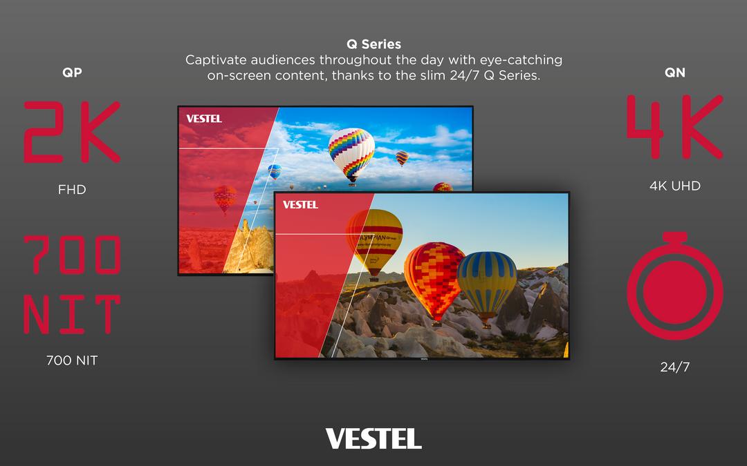 Vestel Q Series