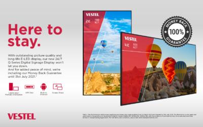 Partner Product Showcase: Vestel Q Series