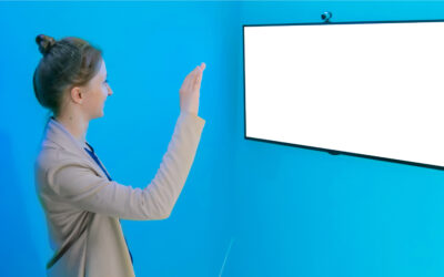 Enhance the Customer Experience with Gesture-Enabled Digital Signage Solutions