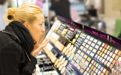 How Shelf-edge Displays give your Business the Competitive Edge